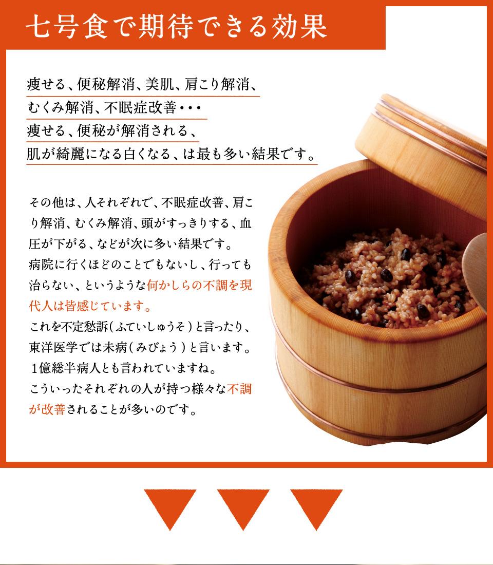 七号食小豆ブレンド
