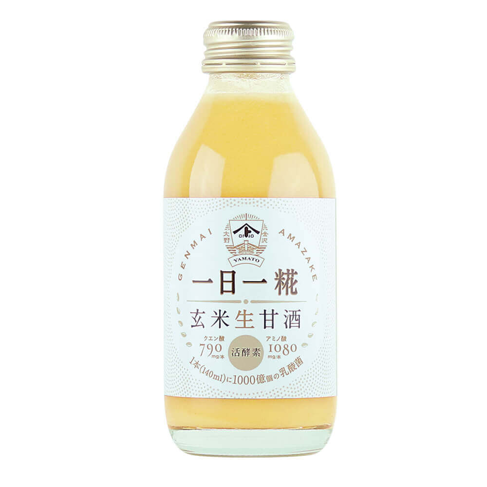 生玄米甘酒 一日一糀 活酵素/乳酸菌1000億個入