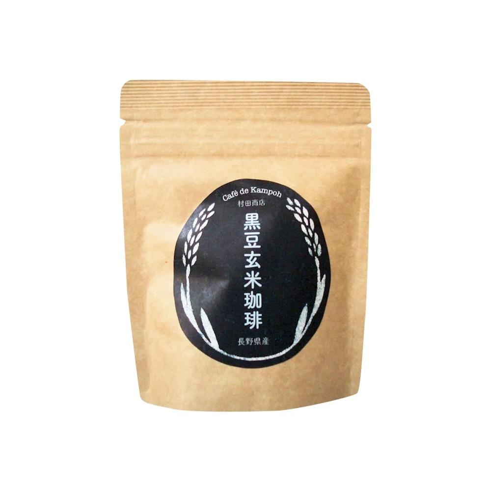 香り豊かな玄米コーヒーが8包入っています。