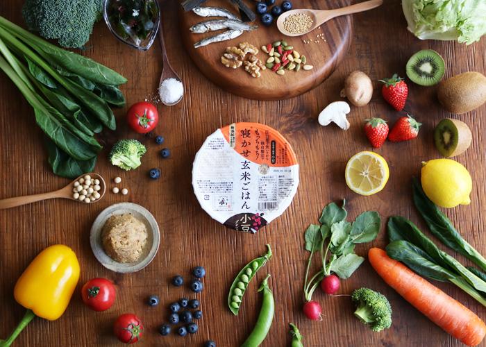 8月31日は野菜の日! 野菜を楽しむ菜食玄米レシピ