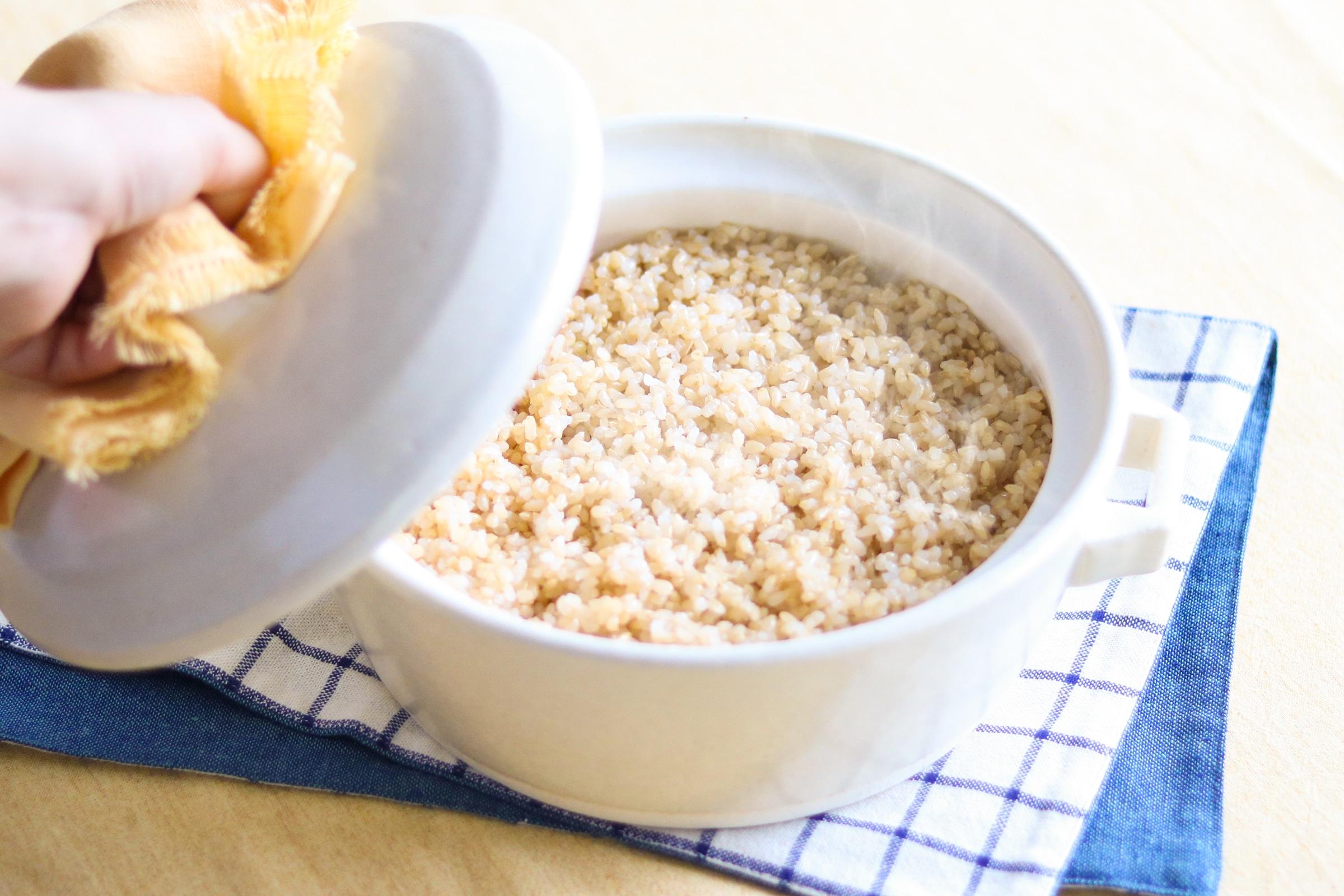 """自分で炊きたい方へ。<br class=""""br-sp"""">結わえるの玄米と雑穀"""