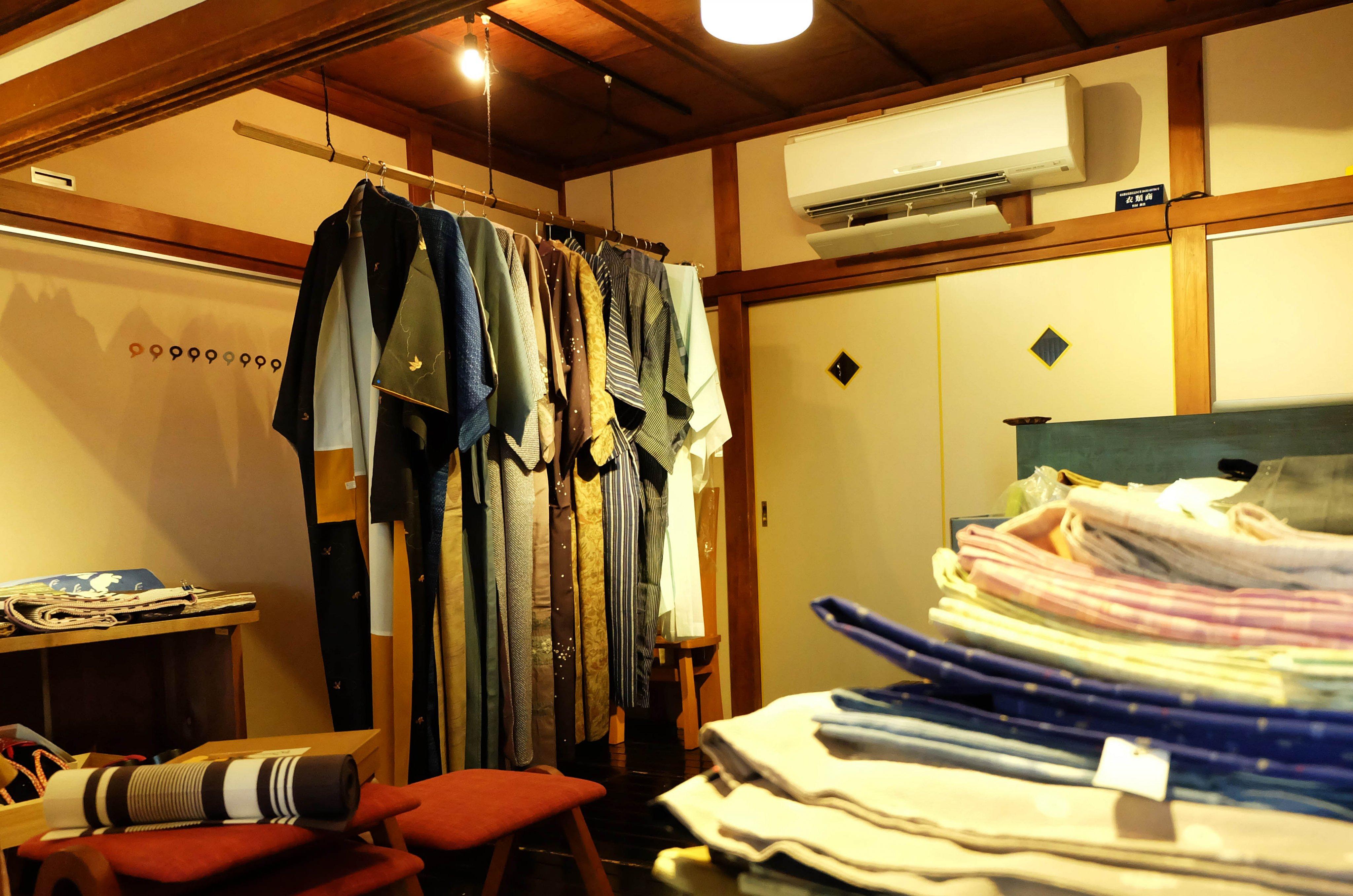 【お出かけルポ】 第1話:素人なのに和裁してみた 。かわいくてお手頃な古着浴衣を大人買い …和裁に挑戦!