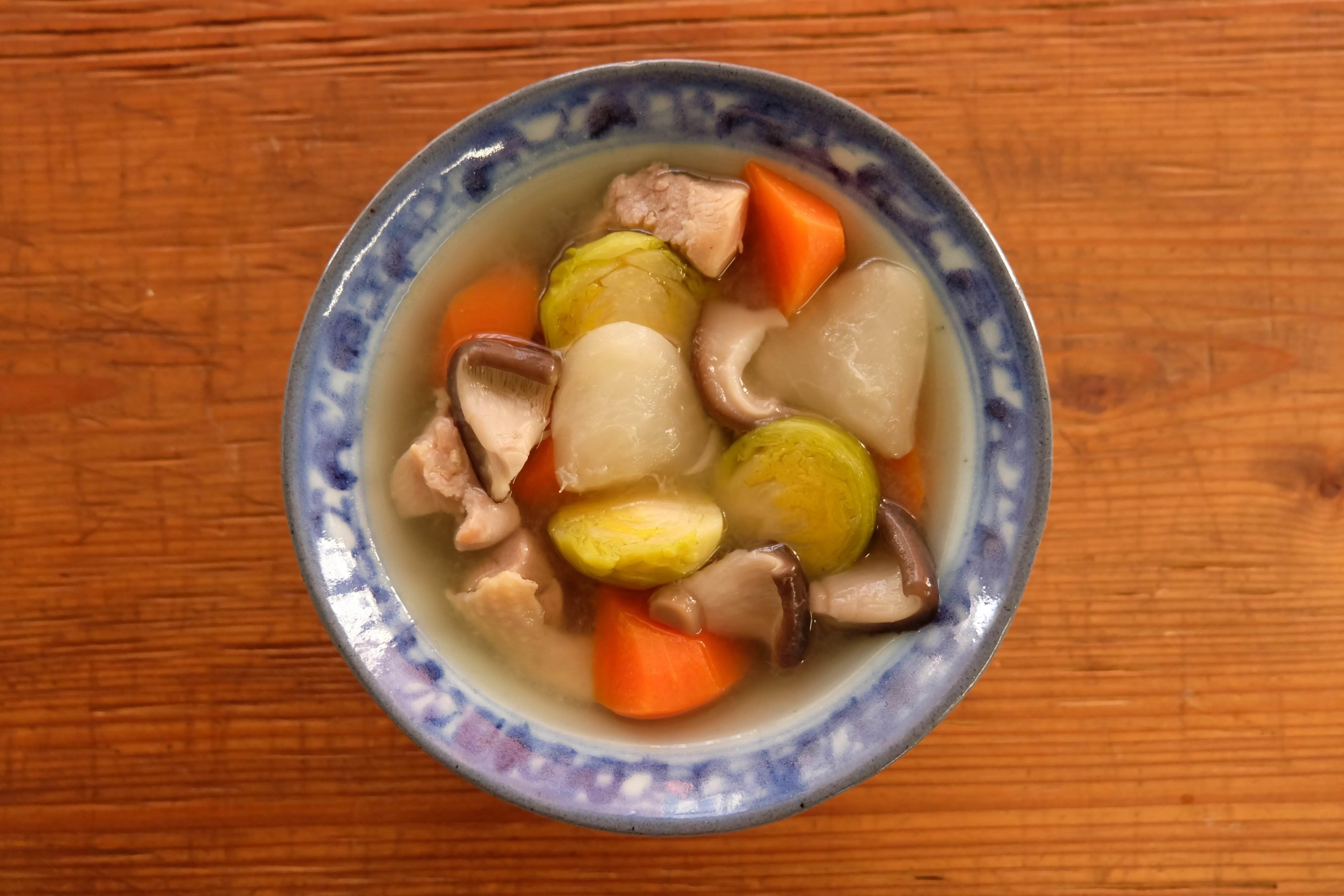 【ツマめしレシピ】04|醗酵と酵素の力で呑んべえにも優しい糀スープ!塩糀も手づくりしてみた!
