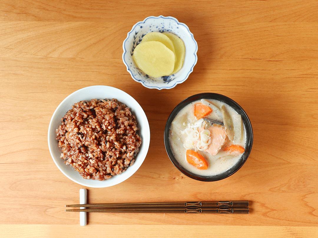 【二十四節気の一汁】大寒の一汁「鮭の粕汁」