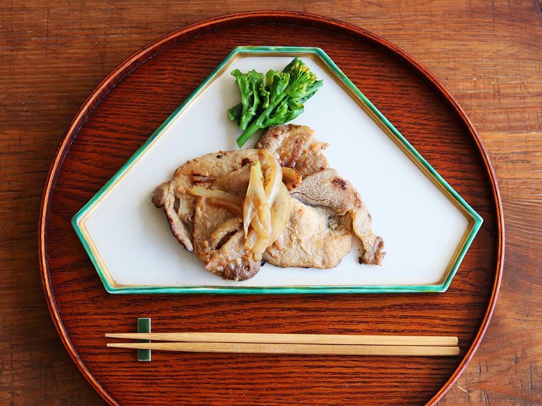 豚肉のみそ焼き|いろは 仙台アンダンチ店の給食レシピ