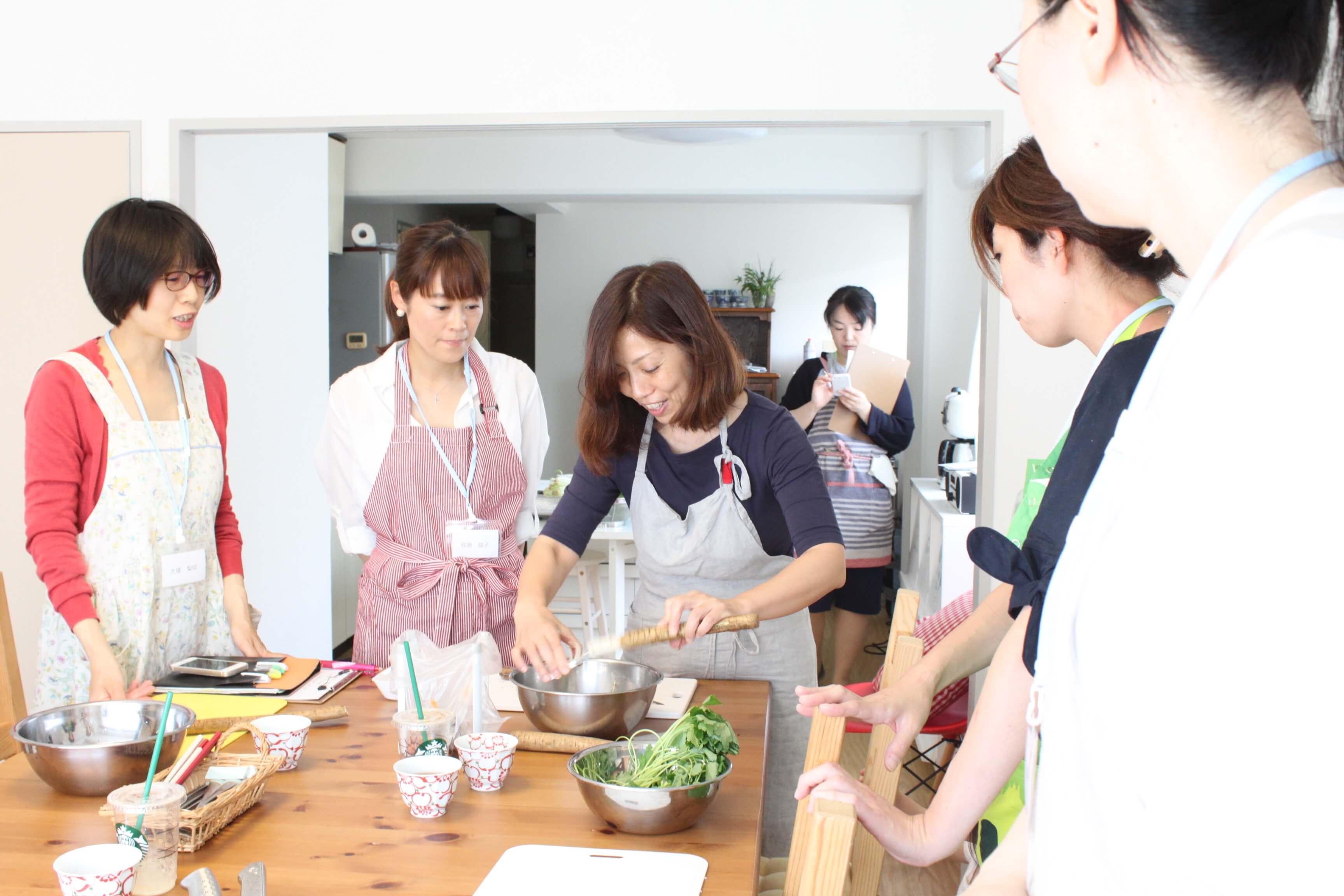 【お出かけルポ】フリーザーバッグでつくる「手づくりお味噌」&お弁当にピッタリ「肉そぼろ」/料理教室From Kitchen(フロムキッチン)