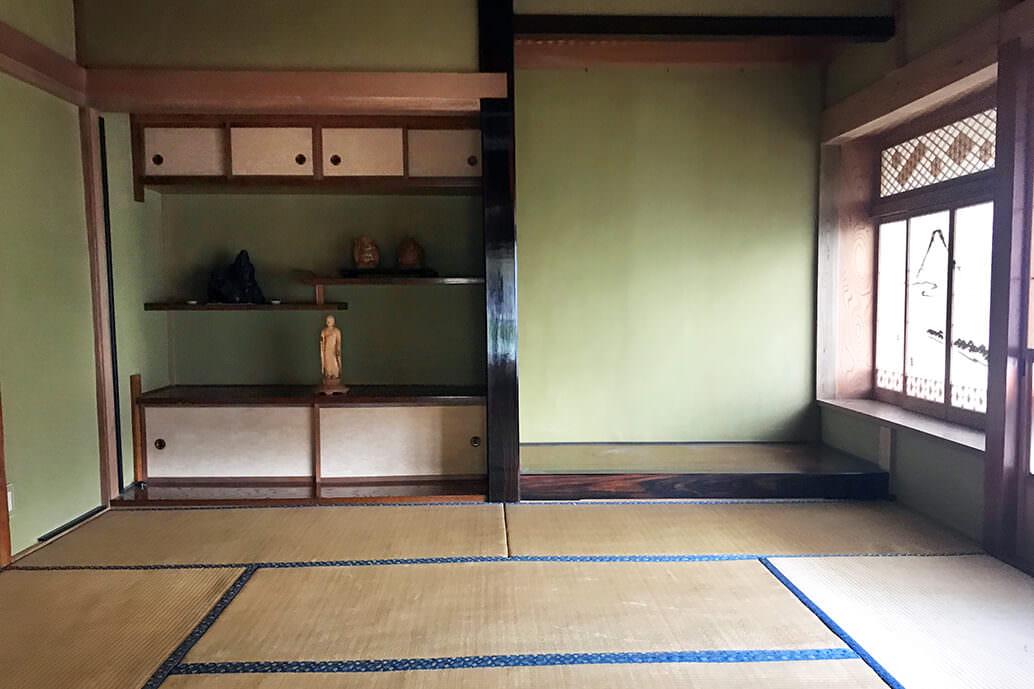 半兵衛の部屋