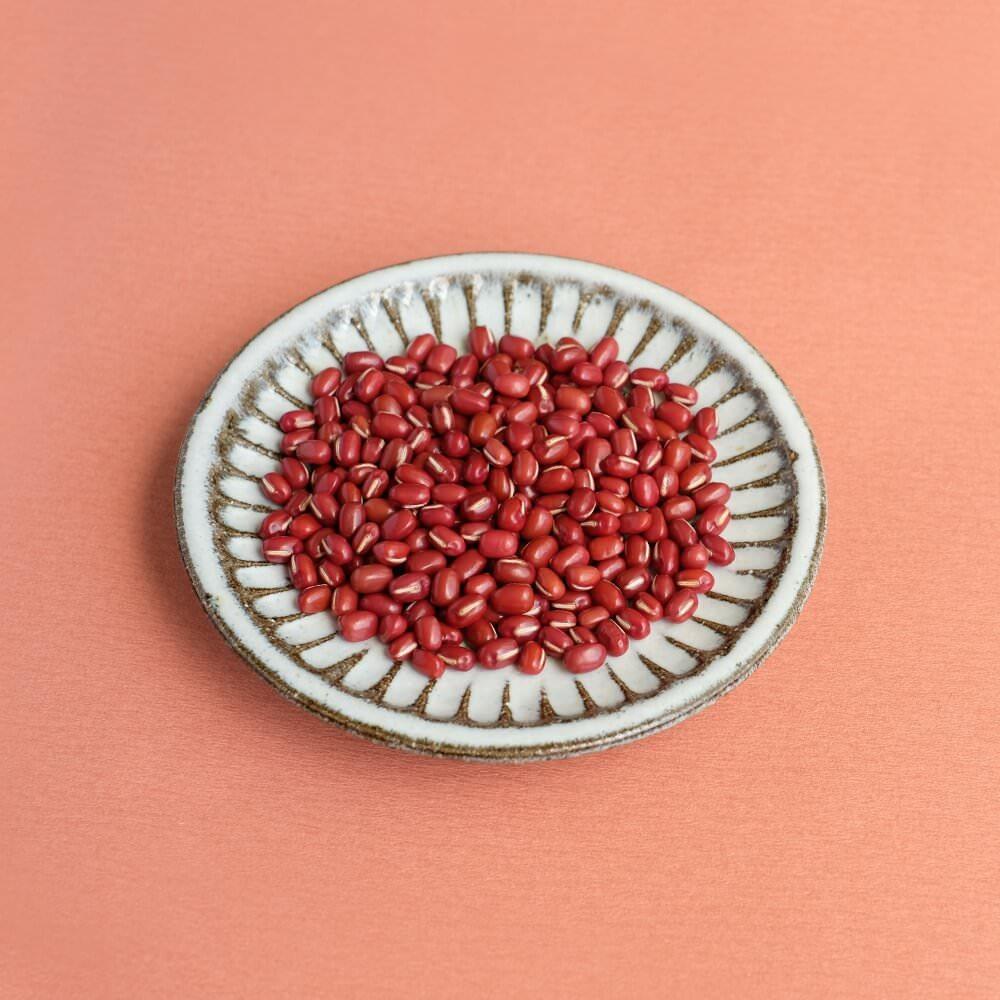 北海道産の小豆をブレンド。