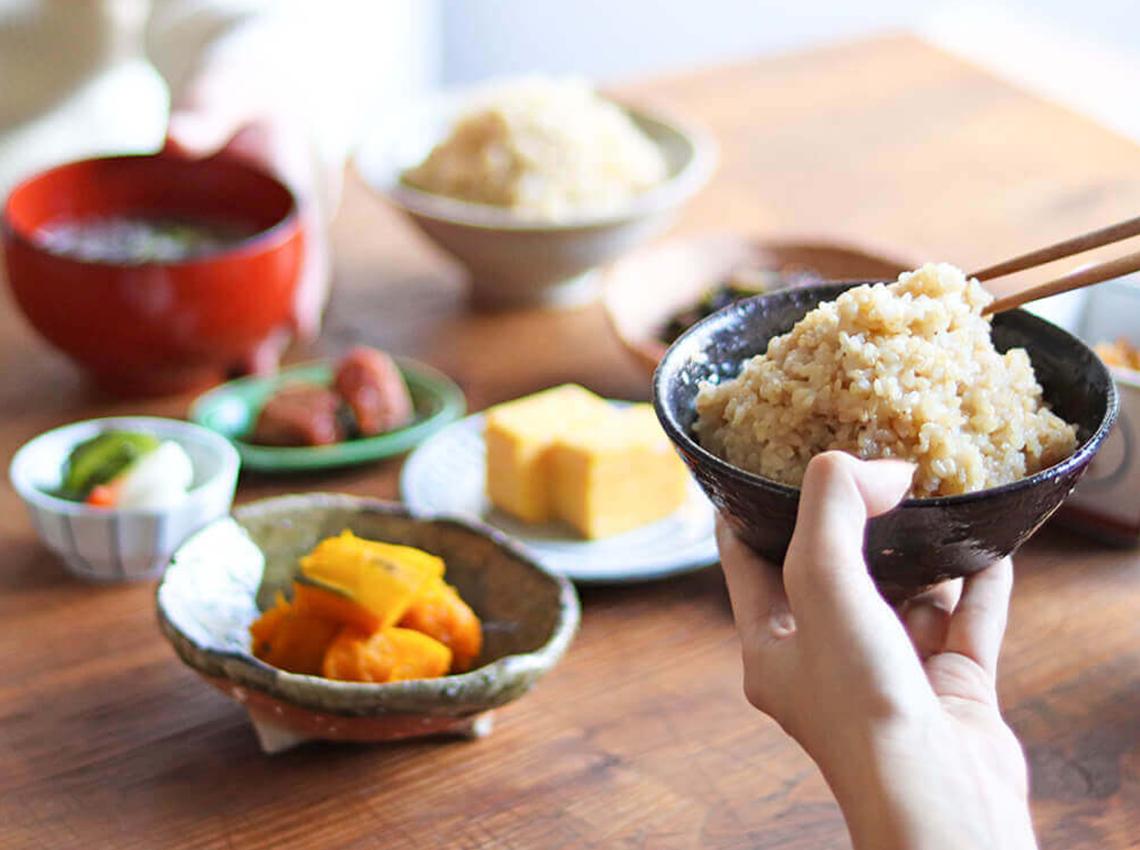 糖質制限で失敗? 玄米習慣でリバウンド知らずのダイエット