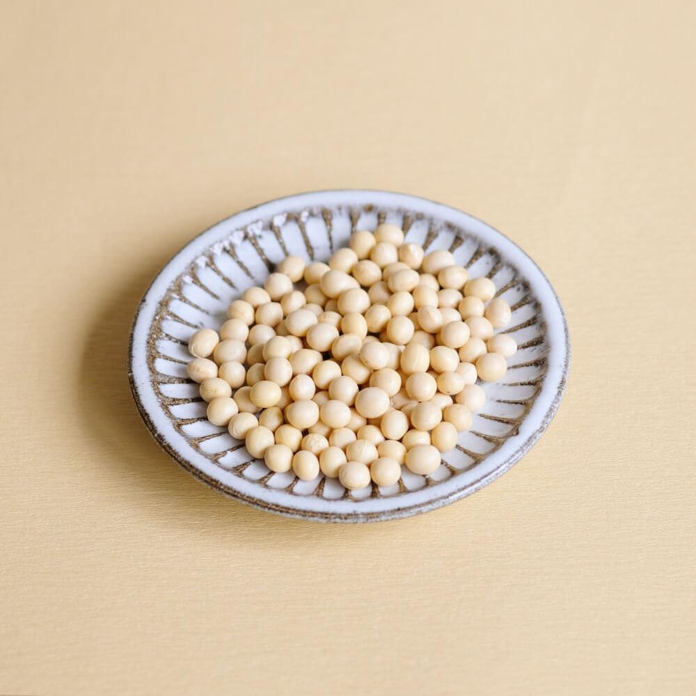 島根県産の大豆をブレンド。