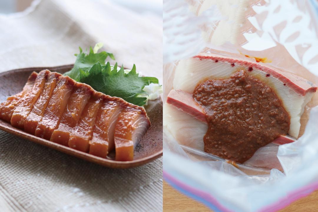 お刺身がさらに美味しく&日持ち◎ 「お刺身の醤油麹漬け」のレシピ