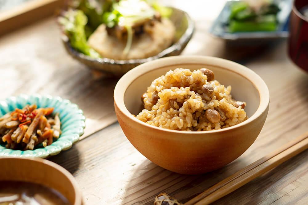 デトックス作用のある玄米。フィチン酸・アブシジン酸の影響で、逆に貧血や不健康になったりしない?