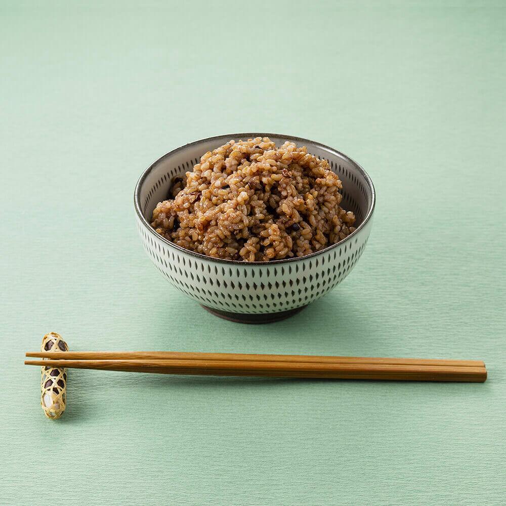 寝かせ玄米 十五穀米ブレンド24食セット
