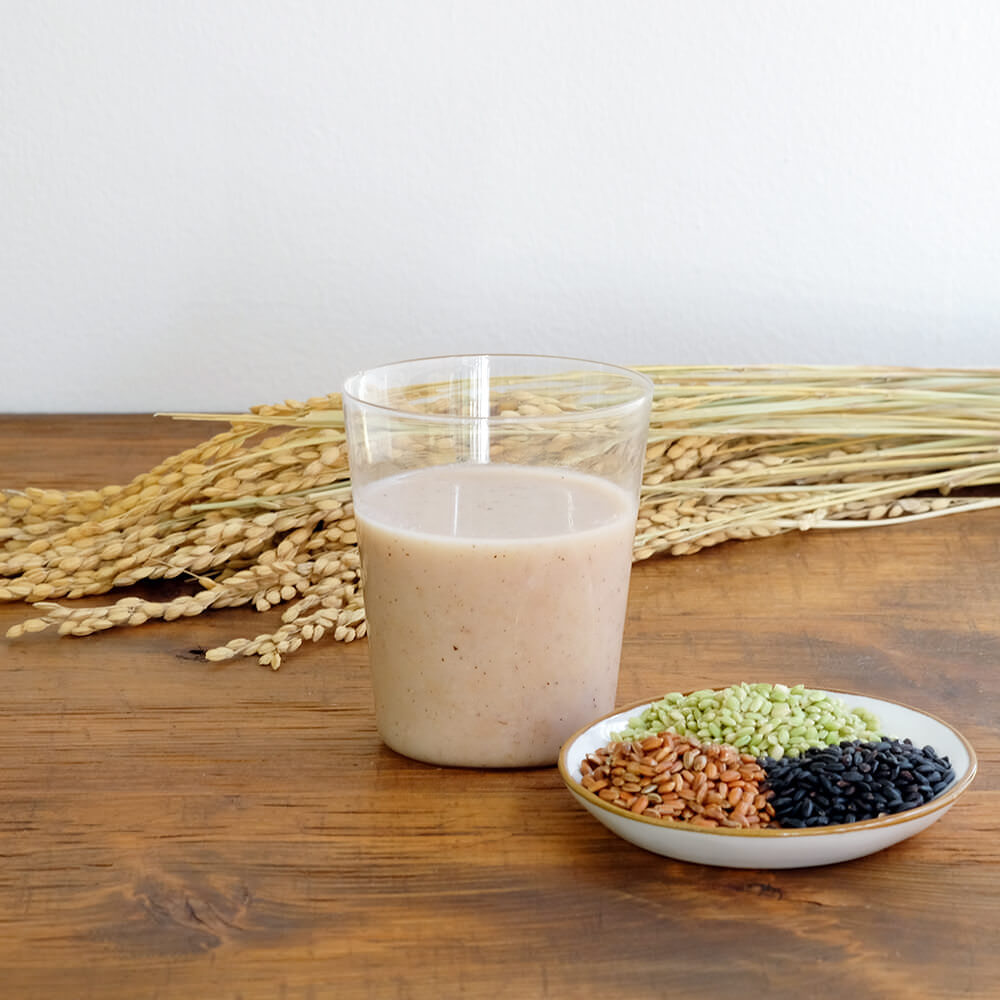 玄米糀甘酒 古代米ブレンド