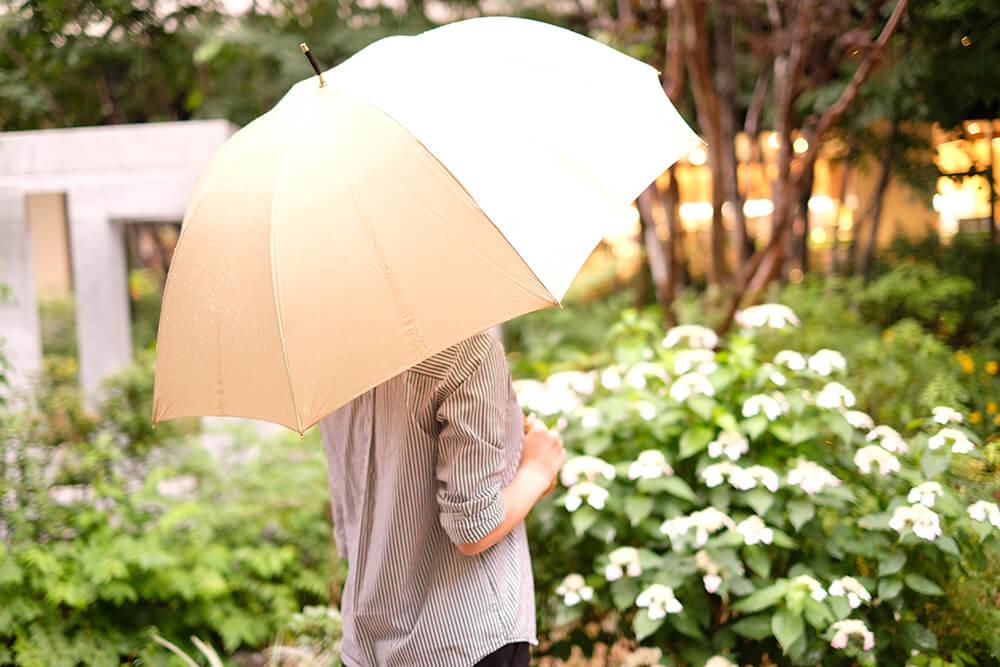 【わたしの暮らし時間】傘の撥水効果をあげて、梅雨を快適に過ごしましょう!