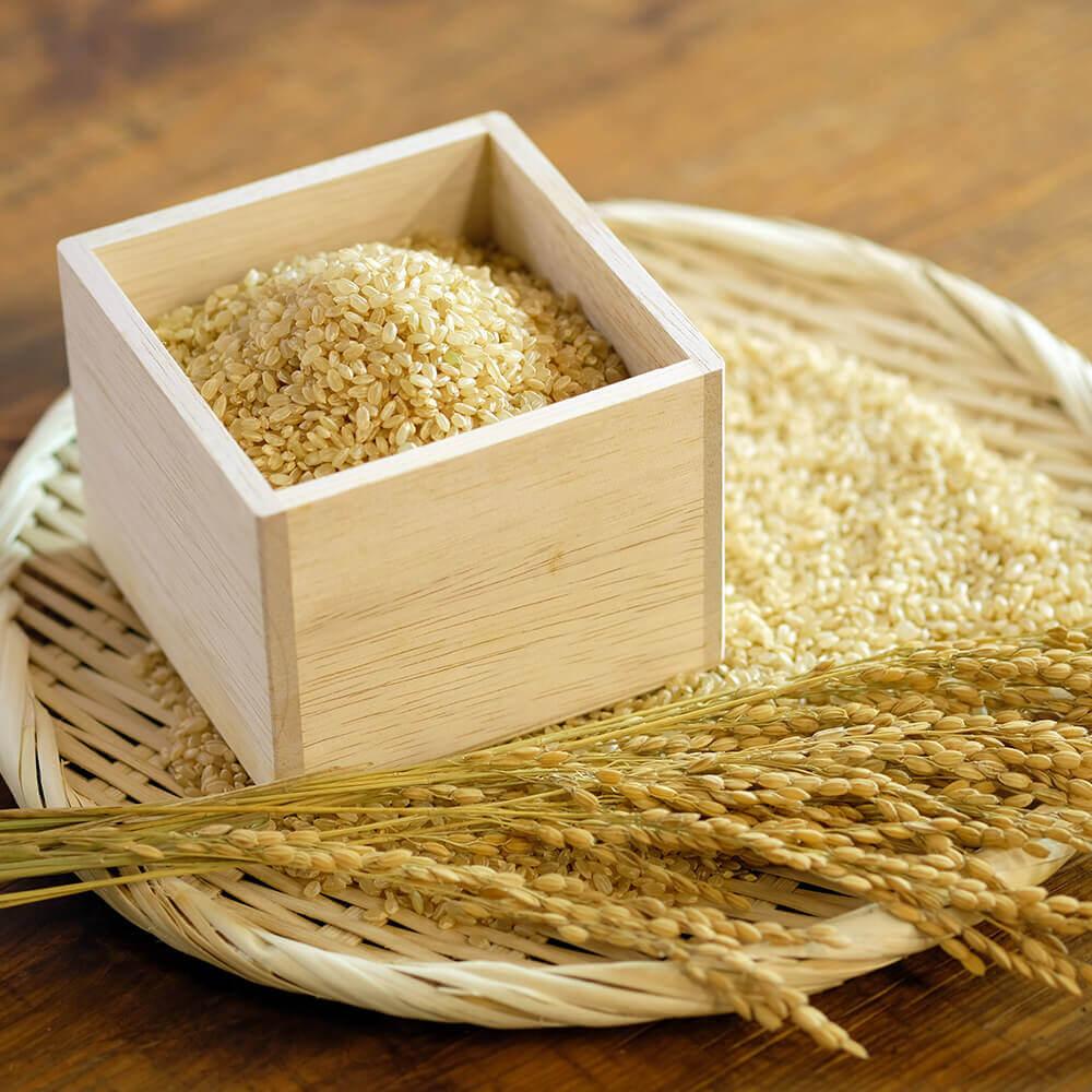 すべて茨城県産の特別栽培米です。