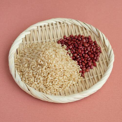 茨城県産 特別栽培玄米3種「 結わえるブレンド小豆ミックス」