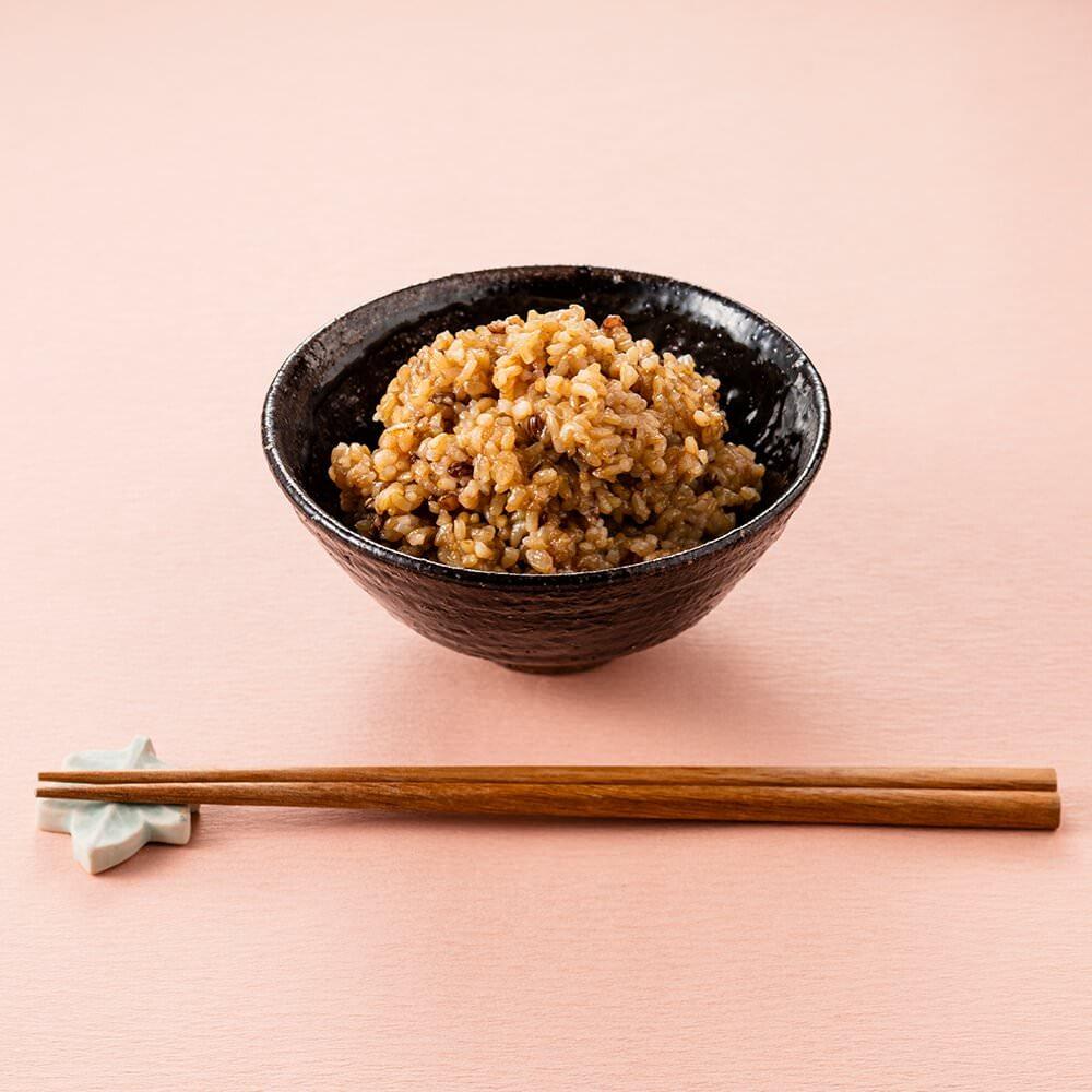 【定期商品】寝かせ玄米 もち麦ブレンド24食セット