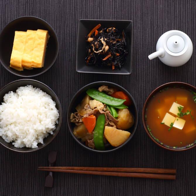 上手な食事は健康や美容に効く<br>日々の食事でキレイをつくる!