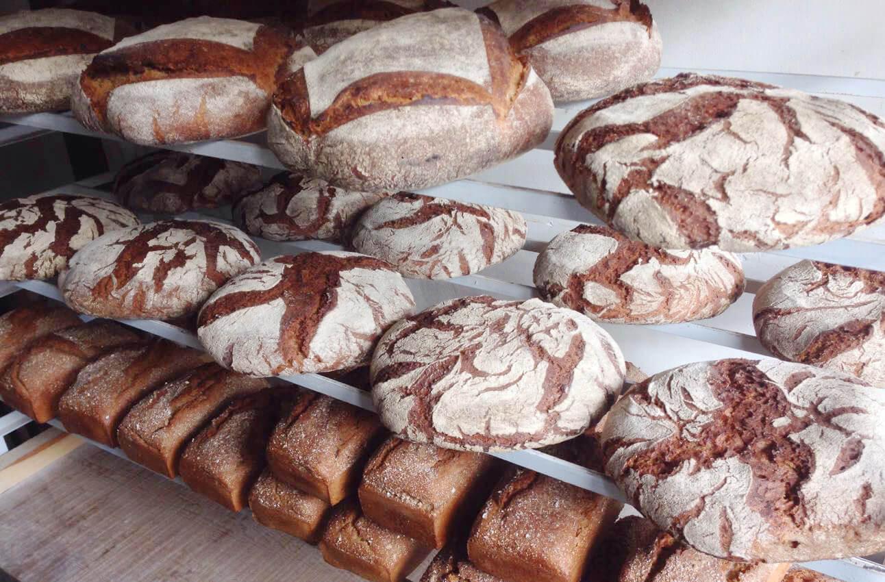 【お出かけルポ】古くて新しい、本物のパンづくり。 京丹後の農家パン屋「弥栄窯」に行ってきました。