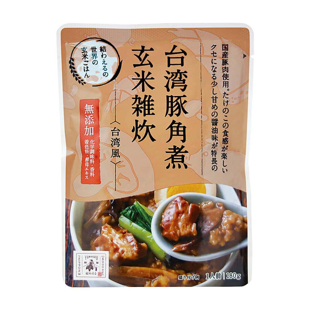 手軽に美味しくいただける、台湾豚角煮